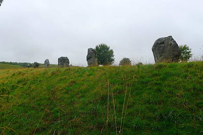 Photograph - View From The Henge by Denise Mazzocco