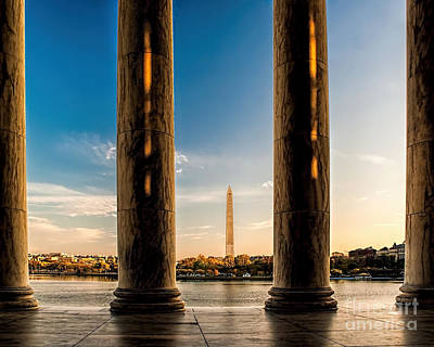 Photograph - View From The Jefferson by Nick Zelinsky