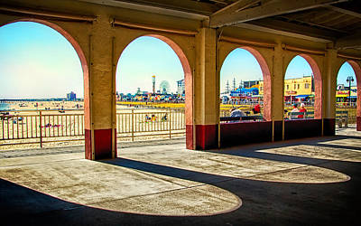 Photograph - View From The Music Pier by Carolyn Derstine