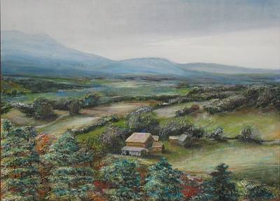 Painting - View From The Taconic by Michael Anthony Edwards