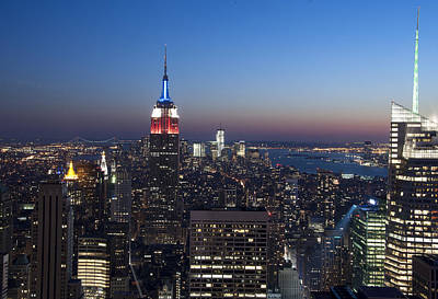 Photograph - View From The Top Of The Rock by David Yack