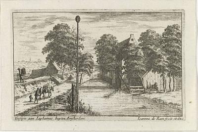 View Jaap Hannes, Johannes De Ram Art Print