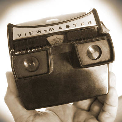 Square Digital Art - View - Master by Mike McGlothlen