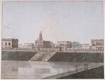 Calcutta Photograph - View Of Calcutta by British Library