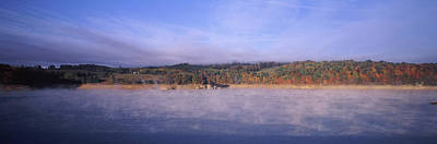 Cherokee Photograph - View Of Cherokee Lake, Morristown by Panoramic Images