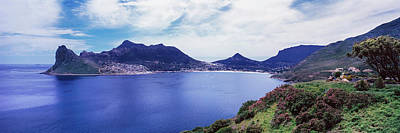 View Of Hout Bay, Cape Peninsula Art Print by Panoramic Images
