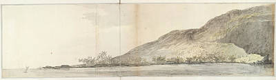 View Of Kealakekua Bay Art Print by British Library