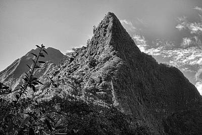Photograph - View Of Koolau Mountain From Pali Lookout 3 by Robert Meyers-Lussier