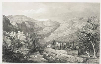 Madeira Photograph - View Of Madeira by British Library