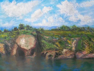 View Of Sausalito Original