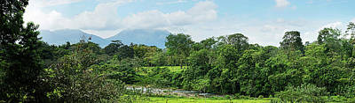 Arenal Photograph - View Of The Arenal Volcano National by Panoramic Images