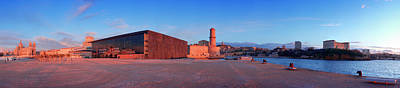 View Of The Palais Du Pharo, Fort Art Print by Panoramic Images