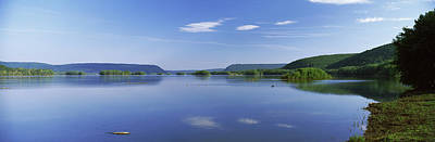 Susquehanna River Photograph - View Of The Susquehanna River by Panoramic Images