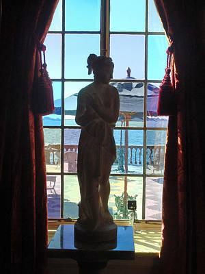 Sarasota Artist Photograph - View Of The Terrace by Susan Duda