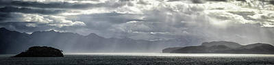 Beagle Photograph - View Of Tucker Islets, Tierra Del by Panoramic Images