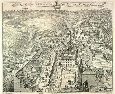 View Of Tunbridge Wells Art Print
