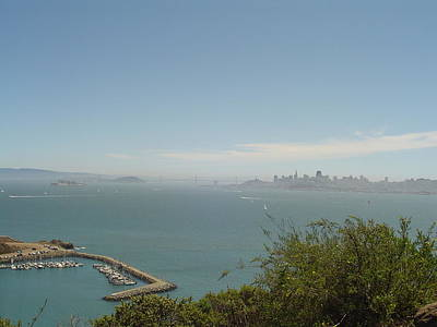 Photograph - View On San Francisco by Vadim Levin