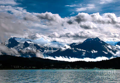 Photograph - Viewing Auke Bay by Robert Bales