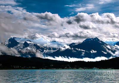 Photograph - Viewing Auke Bay by Robert Bales