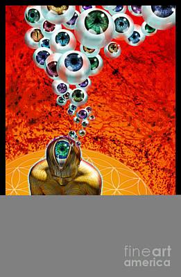 Digital Art - Viewing by Tony Koehl