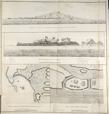 Views And Plans Of Royal Bay Art Print
