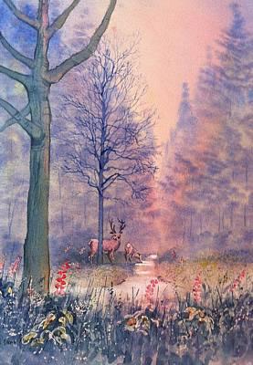 Painting - Vigilance by Glenn Marshall
