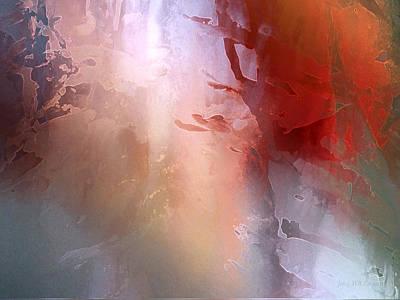 Painting - Vii - Kahlan by John WR Emmett