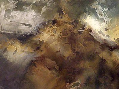 Painting - Viii - Dwarven by John WR Emmett