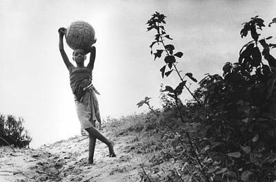 Photograph - Vilancoulos Mozambique 1997 by Rolf Ashby