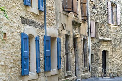 Village Doors And Windows Art Print