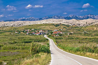 Photograph - Village Gorica Island Of Pag by Brch Photography