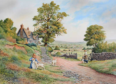 Village In The Vale Original