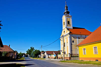 Photograph - Village Of Hlebine In Podravina by Brch Photography
