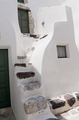 Photograph - Village Steps by Brenda Kean