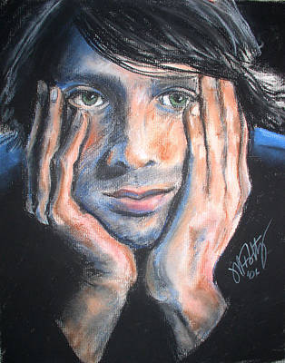 Painting - Vincent by Michael Foltz