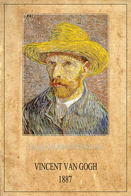 Photograph - Vincent Van Gogh 1 by Andrew Fare