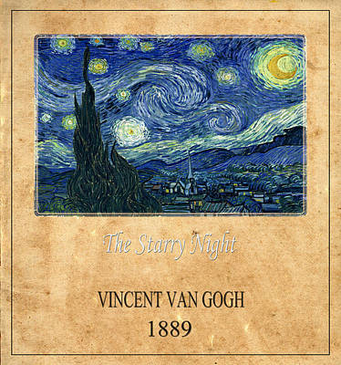 Photograph - Vincent Van Gogh 6 by Andrew Fare