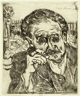 Vincent Van Gogh Drawing - Vincent Van Gogh, Dutch 1853-1890 by Litz Collection