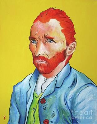 Painting - Vincent Van Gogh by Venus