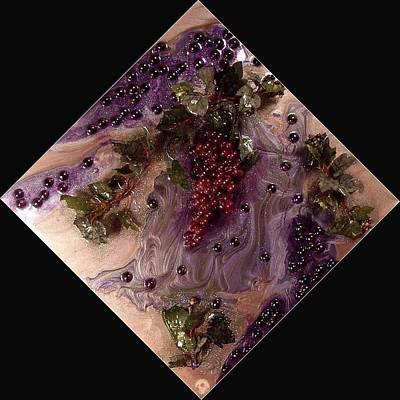 Painting - Vineyard by Patrick Mock