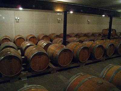 Vineyards In Va - 121270 Art Print by DC Photographer