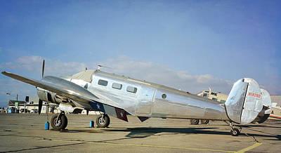 Photograph - Vintage Aeroplane 2 by Fraida Gutovich