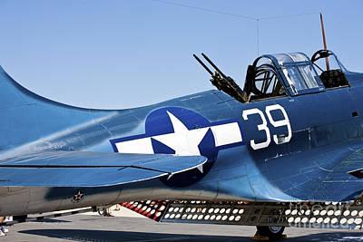 Photograph - Vintage Aircraft 12 by Richard J Thompson