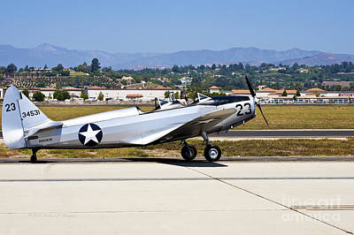Photograph - Vintage Aircraft 5 by Richard J Thompson