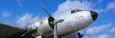 Fighter Aircraft Photograph - Vintage Aircraft, Burnet, Texas by Panoramic Images