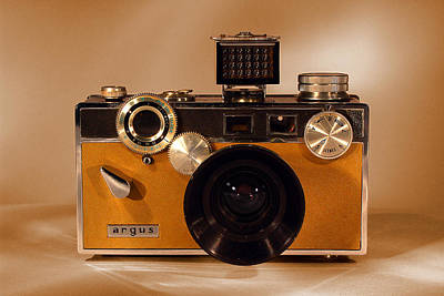 Photograph - Vintage Argus by Michael Eingle