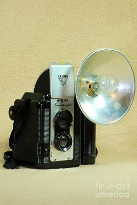 Photograph - Vintage Argus Seventy-five by Mark McReynolds