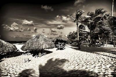 Photograph - Vintage Beach by John Rizzuto