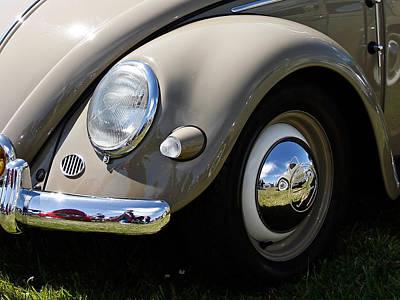 Photograph - Vintage Beetle by Steve McKinzie