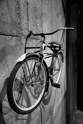 Photograph - Vintage Bicycle by Dan Sproul
